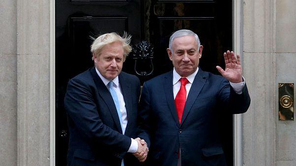 جانسون و نتانیاهو: ایران نباید به سلاح هستهای دست یابد