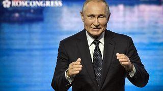 Rusya lideri Putin ABD'yi uyardı: Soğuk Savaş döneminde yasaklanan füzeler üretebiliriz