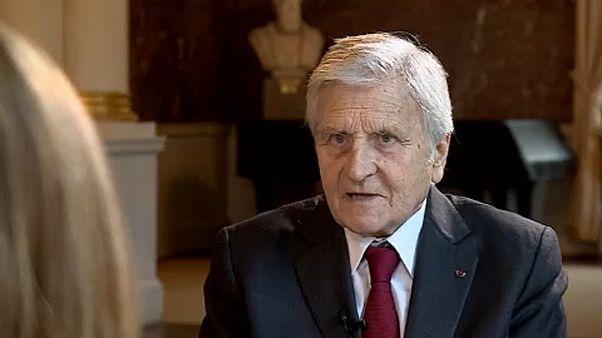 """Jean-Claude Trichet: el Brexit """"es un drama absoluto para el Reino Unido"""