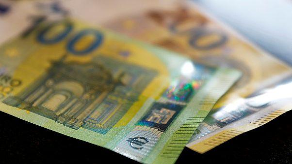 Új euróbankjegyek (illusztráció)