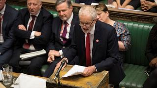 UK opposition parties agree to block general election