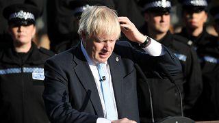 "Johnson: ""nem mondok le"""