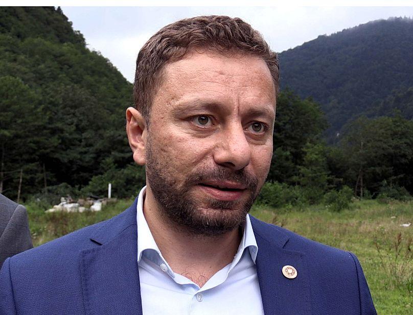 Fikret Delal - Anadolu Ajansı