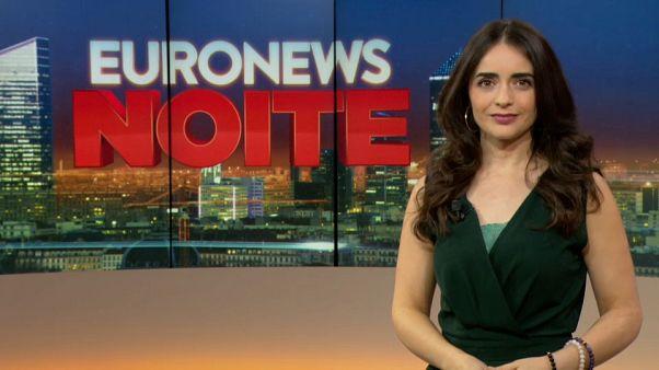 Euronews Noite | As notícias do Mundo de 5 de Setembro de 2019