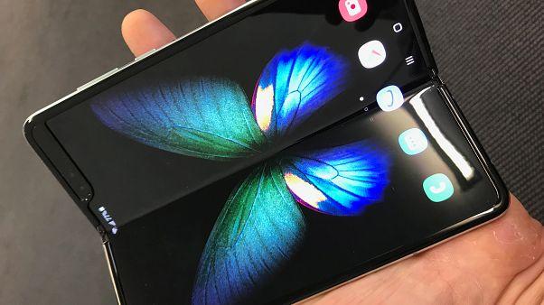 Presentato alla Ifa di Berlino il nuovo Samsung Galaxy Fold