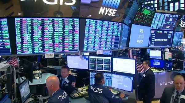 Otimismo em Wall Street