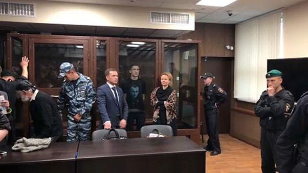 Moszkva: Újabb ellenzékit ítéltek börtönre