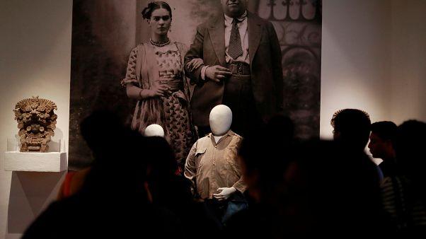 Frida Kahlo y Diego Rivera: unidos en el arte y el amor