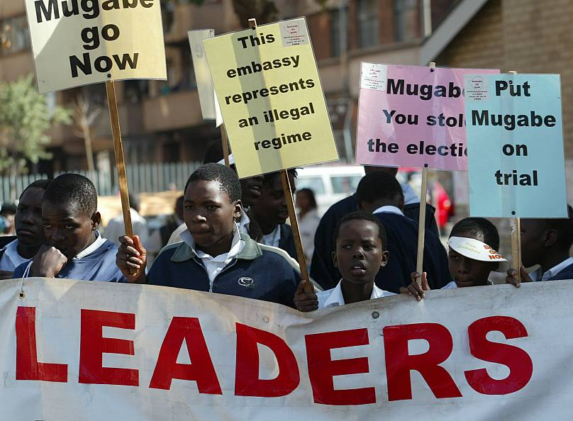 Reuters / Juda Ngwenya