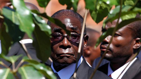 Умер Роберт Мугабе