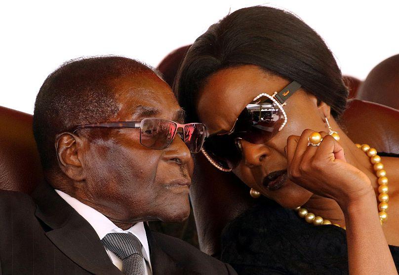 REUTERS/Philimon Bulawayo