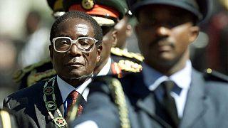 رابرت موگابه، دیکتاتور سابق زیمبابوه