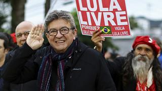 Jean-Luc Mélenchon a rencontré en prison l'ancien président brésilien Lula