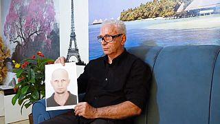 Nelson Marinho (psdt association brésilienne des familles des victimes du vol AF447), Rio de Janeiro, le 05/09/2019