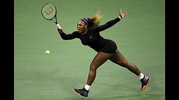 US Open: Serena Williams újra döntős