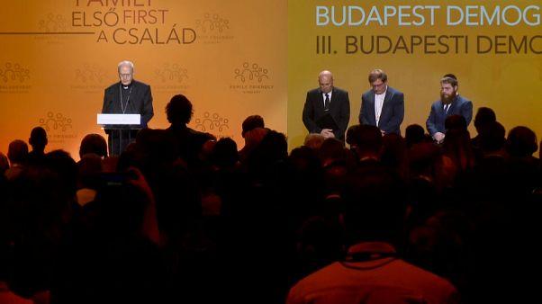 Queda da natalidade preocupa líderes europeus