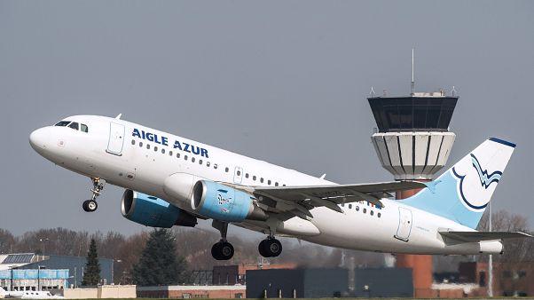 شركة الطيران الفرنسية إيغل أزور