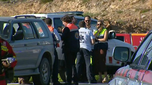 Piloto morre em queda de helicóptero no combate aos incêndios em Portugal