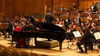 The Berlin Philharmonic Orchestra opens Bucharest's George Enescu festival
