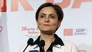 CHP İstanbul İl Başkanı Kaftancıoğlu, 9 yıl 8 ay hapis cezasına çarptırıldı