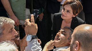 Erdogan opponent in Istanbul sentenced to nine years in jail