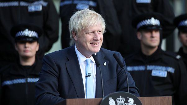 Boris Johnson'a bir İngiliz'in 'Lütfen kasabamdan ayrıl' çıkışı viral oldu