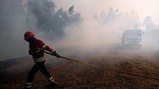 Portugália: Oltás közben lezuhant egy helikopter