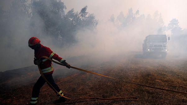 Primera víctima mortal tras dos meses de accidentes de helicóptero en los incendios de Portugal