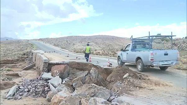 المغرب: استئناف حركة المرور على طرقات طنجة التي غمرها الفيضان