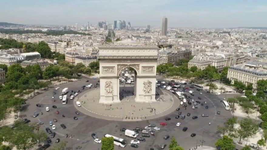 Preço do metro quadrado em Paris bate recorde