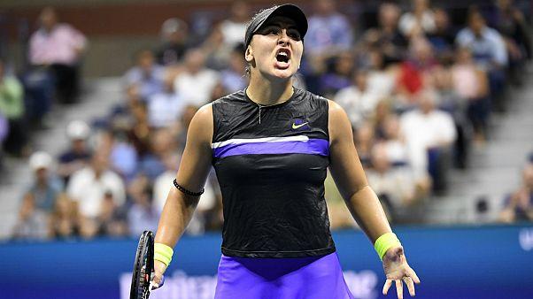بیانکا آندرسکو، تنیس باز کانادایی