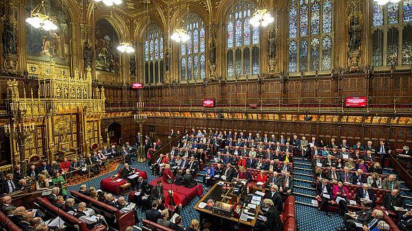 Brexit: Anlaşmasız çıkışı engelleyen ve uzatma sağlayan yasalar Lordlar Kamarası'nda onaylandı