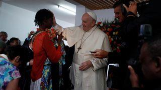 شاهد: اليوم الأخير من زيارة بابا فرنسيس لموزمبيق