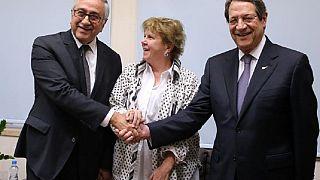 Αναστασιάδης μετά τη συνάντηση με Ακιντζί: «Δεν εγκαταλείπουμε την ελπίδα»