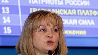 Rusya Merkez Seçim Komisyonu Başkanı Ella Pamfilova