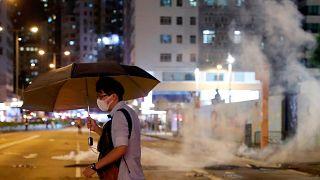 Hong Kong : des milliers de manifestants dans la rue vendredi