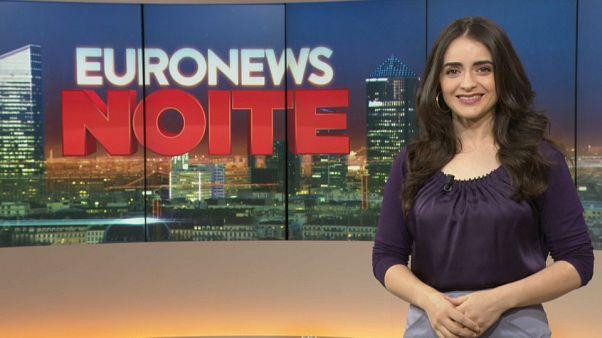 Euronews Noite | As notícias do Mundo de 6 de Setembro de 2019