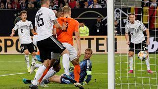 EM-Quali: Deutschland verliert Heimspiel gegen die Niederlande 2:4