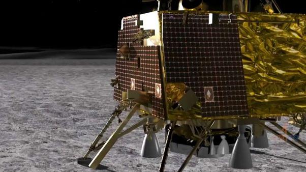 """Indien verliert Kontakt zu Mond-Lander """"Vikram"""""""
