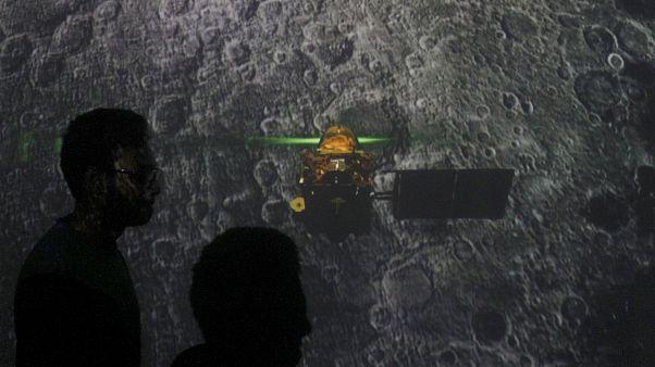 Chandrayaan-2 uzay aracıyla irtibat kesildi