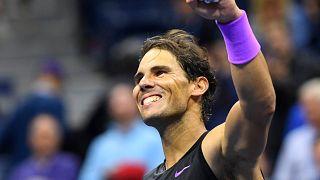 Rafael Nadal regressa à final do US Open