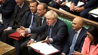 Bitesize Brexit: A summary of Boris Johnson's terrible week in parliament