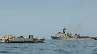 توقیف کشتی حامل سوخت قاچاق در خلیج فارس؛ ۱۲ خدمه فیلیپینی دستگیر شدند