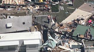 Se eleva a 43 la cifra de muertos en Bahamas por el huracán Dorian