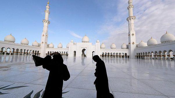 Fatima adlı karışık caminin 7 Eylül cumartesi günü açılması bekleniyor