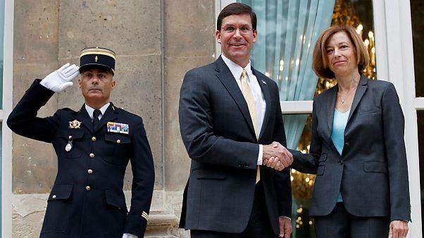 وزیر دفاع آمریکا: برای دستیابی به «توافق خوب» با طالبان تلاش می کنیم