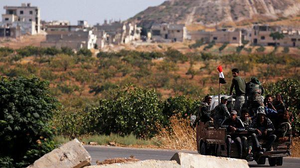 ارتش سوریه از سرنگونی سه پهپاد «گروههای تروریستی» خبر داد
