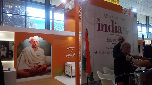 Η Ινδία στην 84η ΔΕΘ (φωτό)