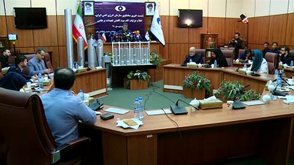 Irán da un paso más y activa 40 centrifugadoras avanzadas para aumentar sus reservas nucleares