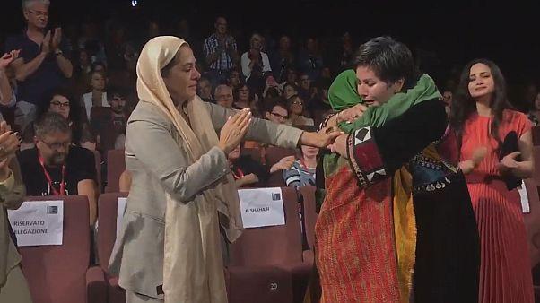 فیلم کارگردان افغان در جشنواره ونیز با استقبال روبرو شد